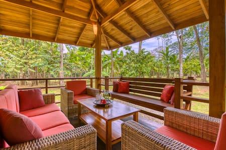 Casa Corazón · Bezaubernder karibischer Bungalow