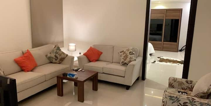 Nice apartment and Close to the airport