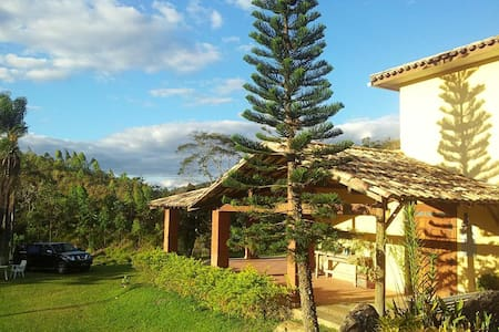 Casa de Fazenda Águas Claras - Santo Antônio do Aventureiro