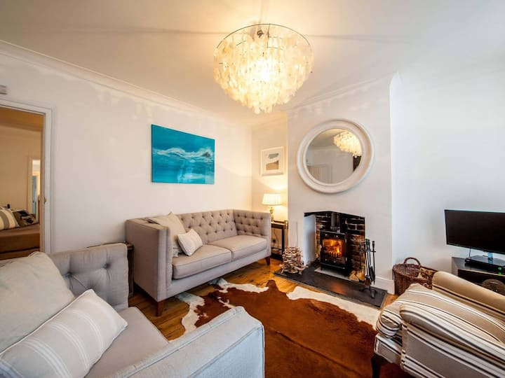 Samphire Cottage in the heart of Whitstable