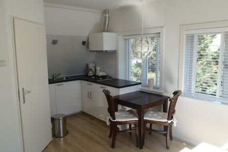 Renovated Studio incl Sauna close to beach - Egmond aan Zee