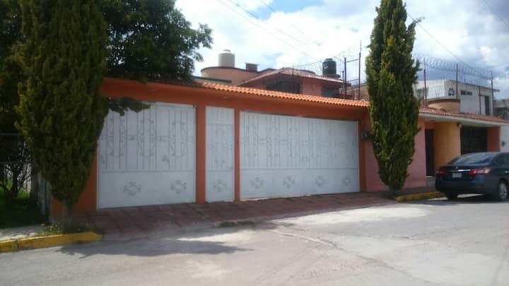Tu casa en Teotihuacan