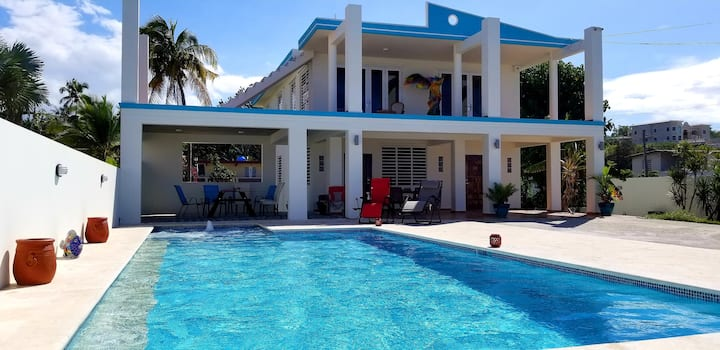 Casa Birdsong - Romantic Ocean front-Pool Paradise