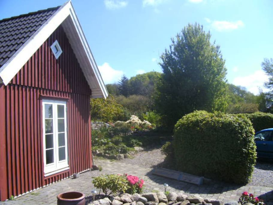 Det lille hus på landet - Guesthouses til leje i Østbirk, Danmark