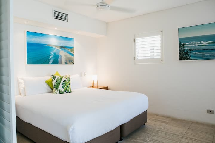 Fully self contained studio available in Noosa
