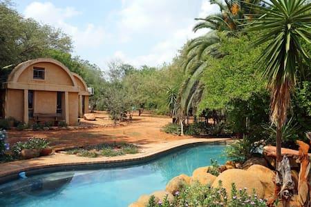 Lesirane Lodgings - country setting - Gaborone