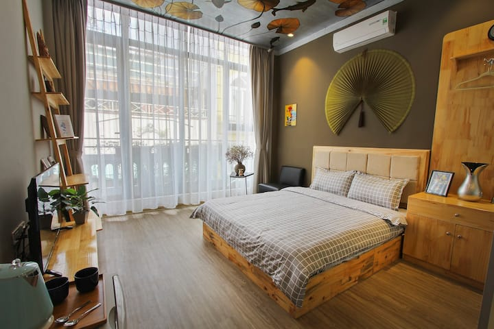Dreamy Designed Loft in Hoan Kiem