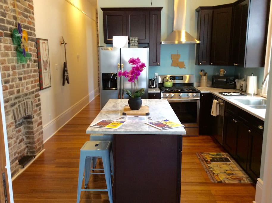 Amazing Kitchen Renovated with everything you could need.