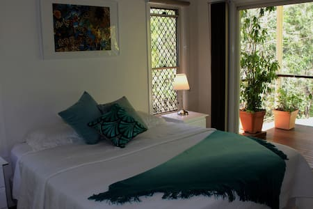 Tranquil Bungalow on Acreage in Mudgeeraba Forest - Bonogin - Bungalow - 2