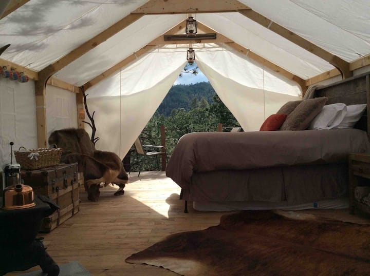 Black Hills Glamping - the Still House
