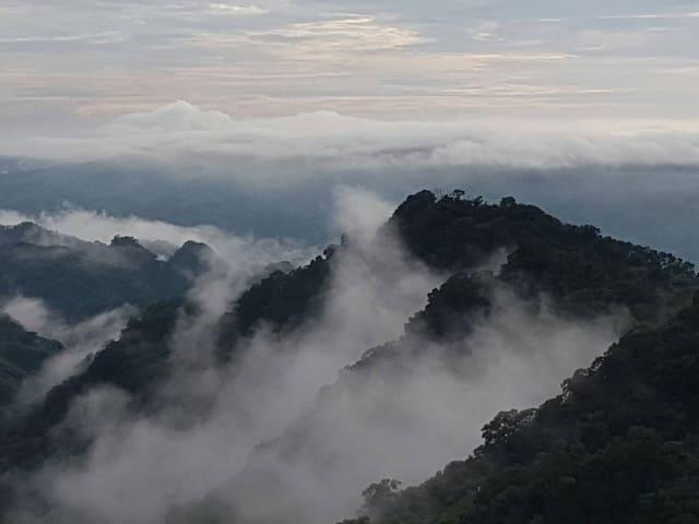 桐畫世界木屋 - Gongguan Township - Chalupa