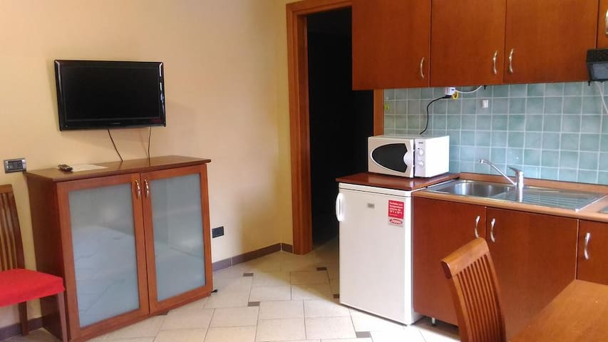 Two-room in serviced apartment-4