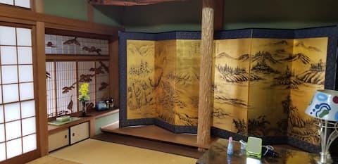 O宿(まるやど)MARUYADO 参号室和室 熊本港から車で5分、市街地まで20分、無料駐車場完備