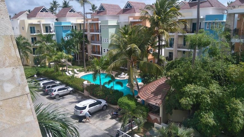 Room in penthouse near the beach - Punta Cana - Leilighet