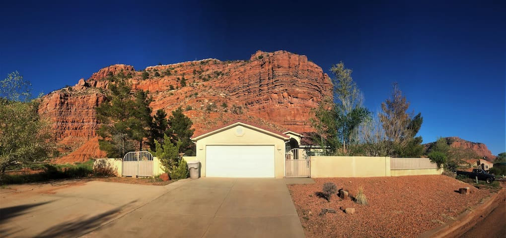 Exceptional Location & View in Kanab UTAH,  2/3ac.