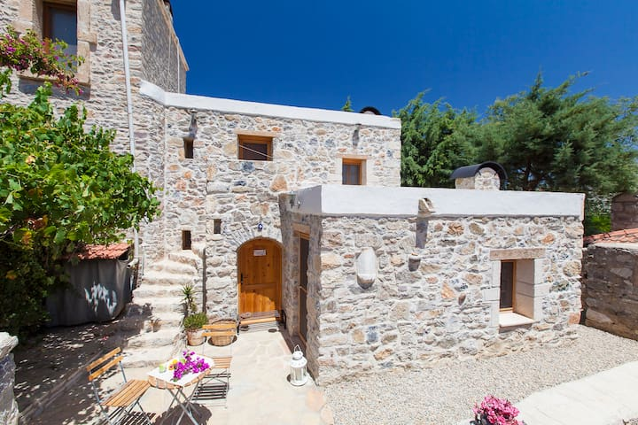 Renovated Historical Stone House in Old Datca - Datça - Haus