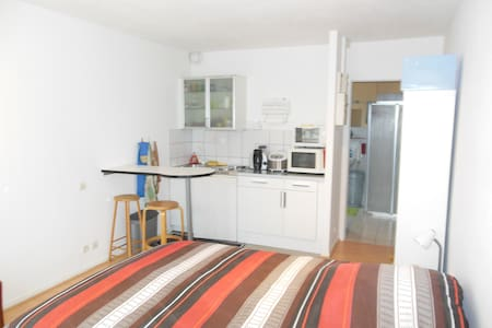 Student's flat 25m2, for 2, South-Strasbourg - Apartment