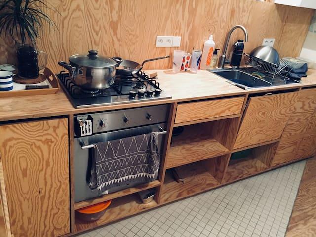CENTRE - Appartement avec chambre double