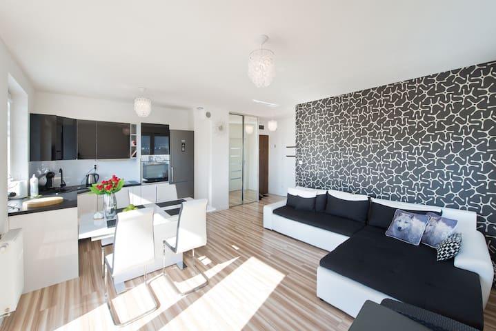 Apartament Wanessa - Gdańsk - Apartamento