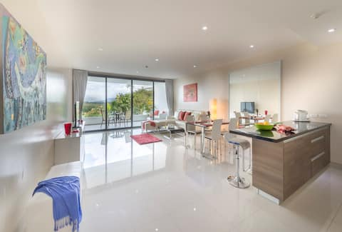 One bedroom apartment in Surin Phuket 107 sqm. THD