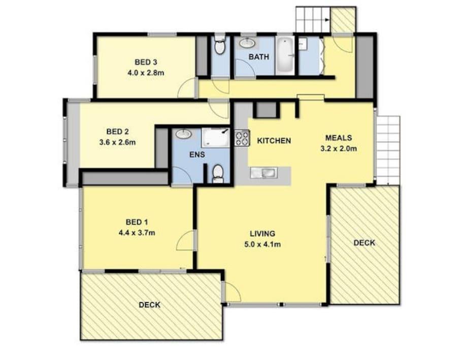 Great floor plan