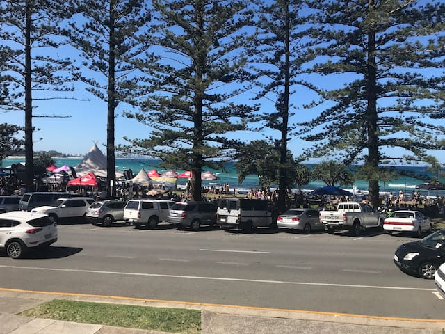 The best corporate box in Burleigh