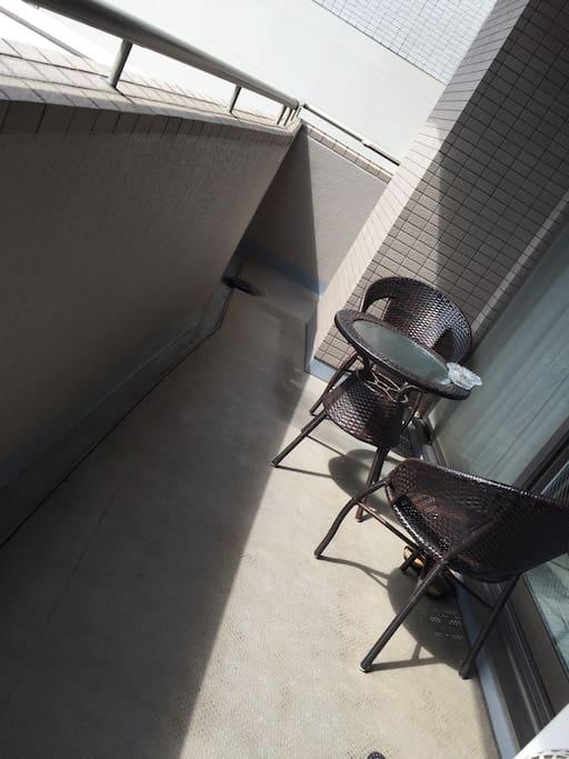 バルコニー balcony