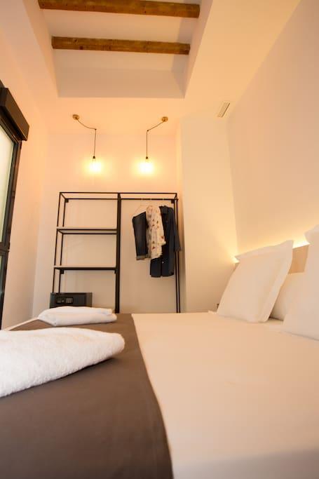 Dormitorio principal muy silencioso!!