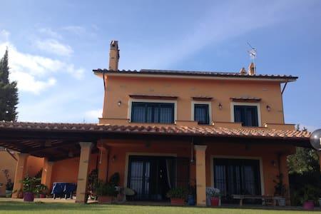 B&B Villa Giada - 1 camera + bagno - Sutri