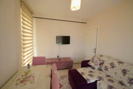 1+1 55 square meters with kitchen new studio