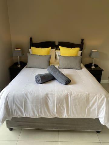 Kadazan Poolview Bedroom