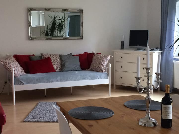 Brand new renovated appartement