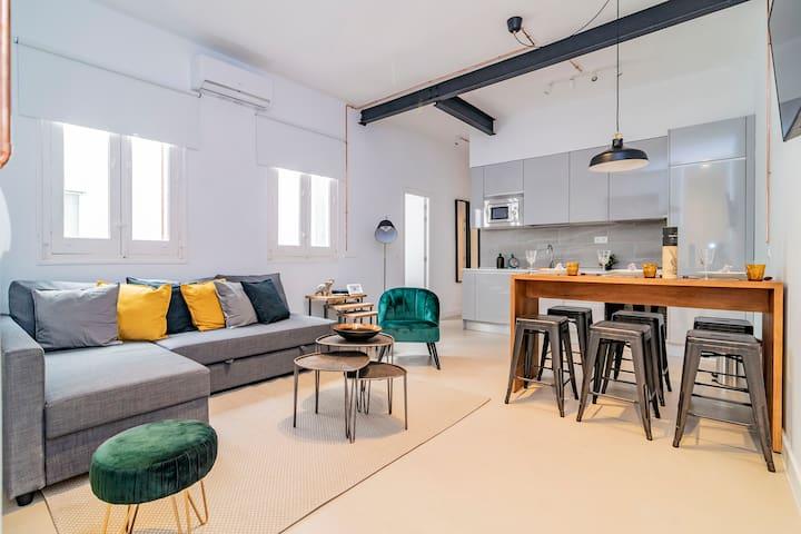 Stunning Apartment in Chamberí