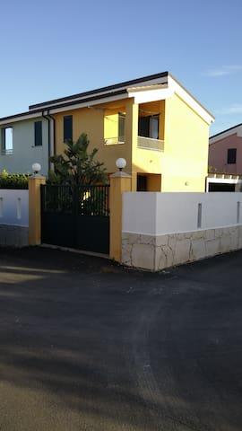 Villa SicilyHome la casa al mare - Fondo Morte - House