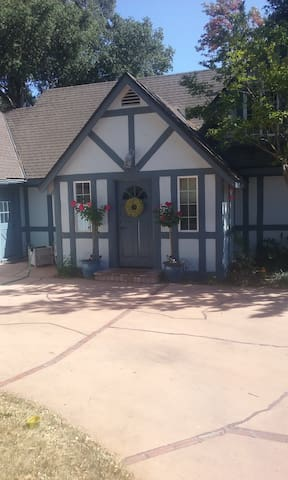storybook house - Solvang