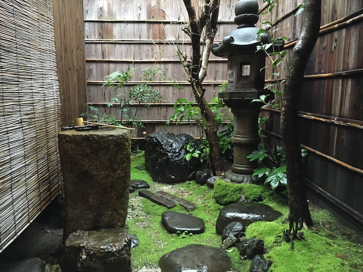Central Kyoto! Group Stay at Traditional House