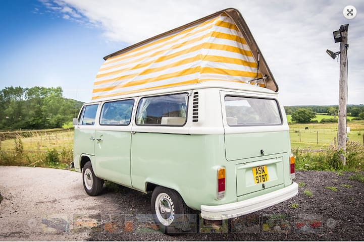Retrocampervan - Kingsley - Camper/RV