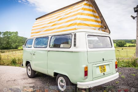 Retrocampervan - Kingsley