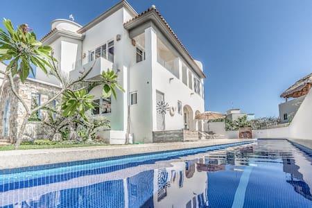Casa Santosha🏝South Isla Mujeres Pool+AC+Rooftop