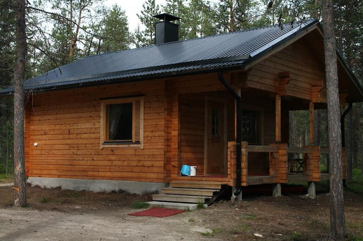 Northern lights cabin 2