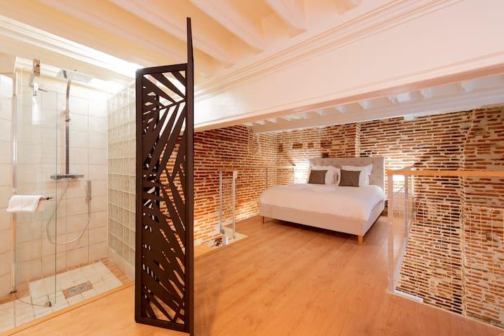 Appartement d'exception Hypercentre de Toulouse
