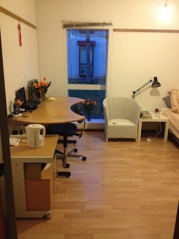 Cozy room with great nature view in Copenhagen - Albertslund - Studentrum