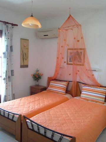 Beachfront room, Kokkari, Samos Island - Kokkari - Leilighet