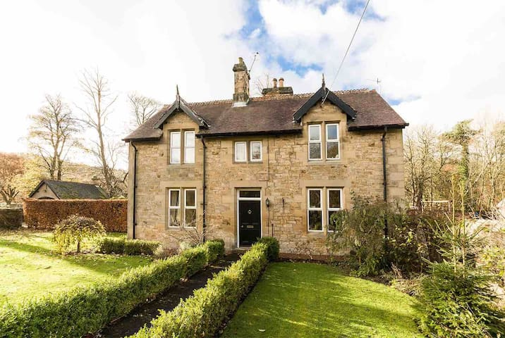 Beautiful house for 10 on Hadrians Wall