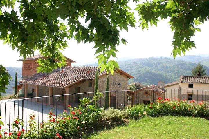 Appartamento Bilocale - Cavriglia - Apartment