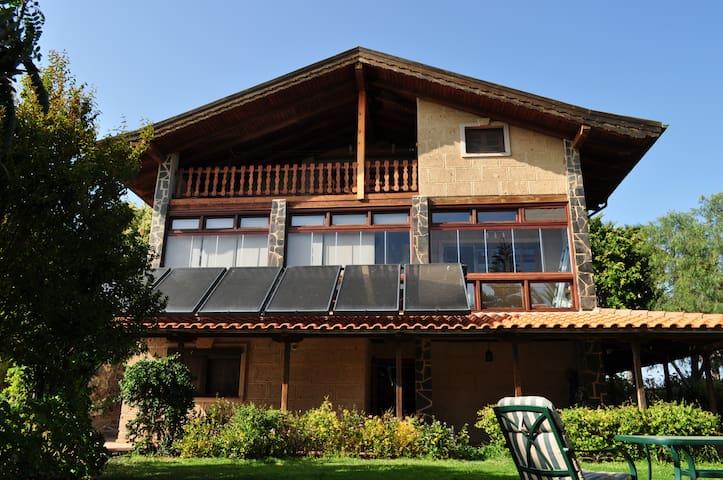 Planta Baja Biocasa en Finca Yphys - Güímar - Apartamento