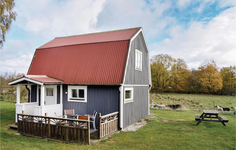 Former farm house with 2 bedrooms on 50m² in Jämjö