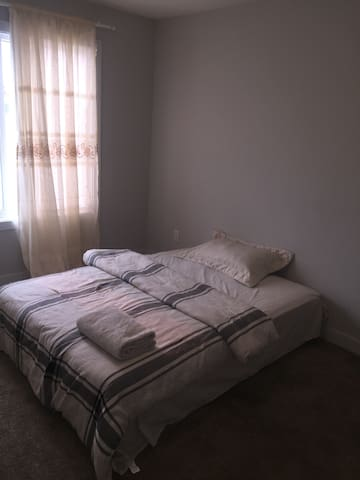Nice and clean room in  walker lake