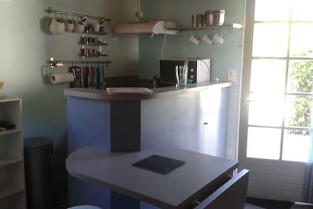 Studio meublé au coeur du Marais Poitevin - Appartement en résidence