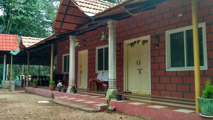 Canopy green homestay Sakleshpur Group package